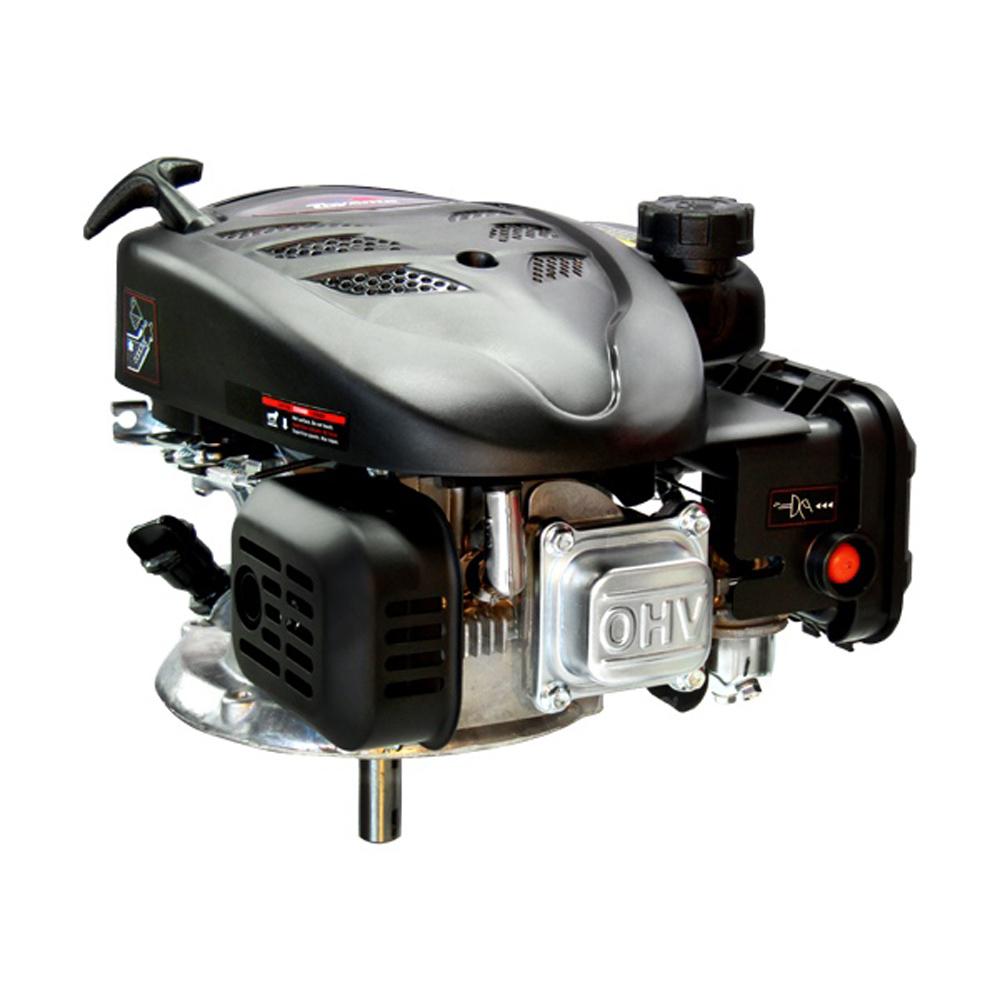 Motor Gasolina TE50V-1 Vertical 5HP 139CC Part.Manual Toyama