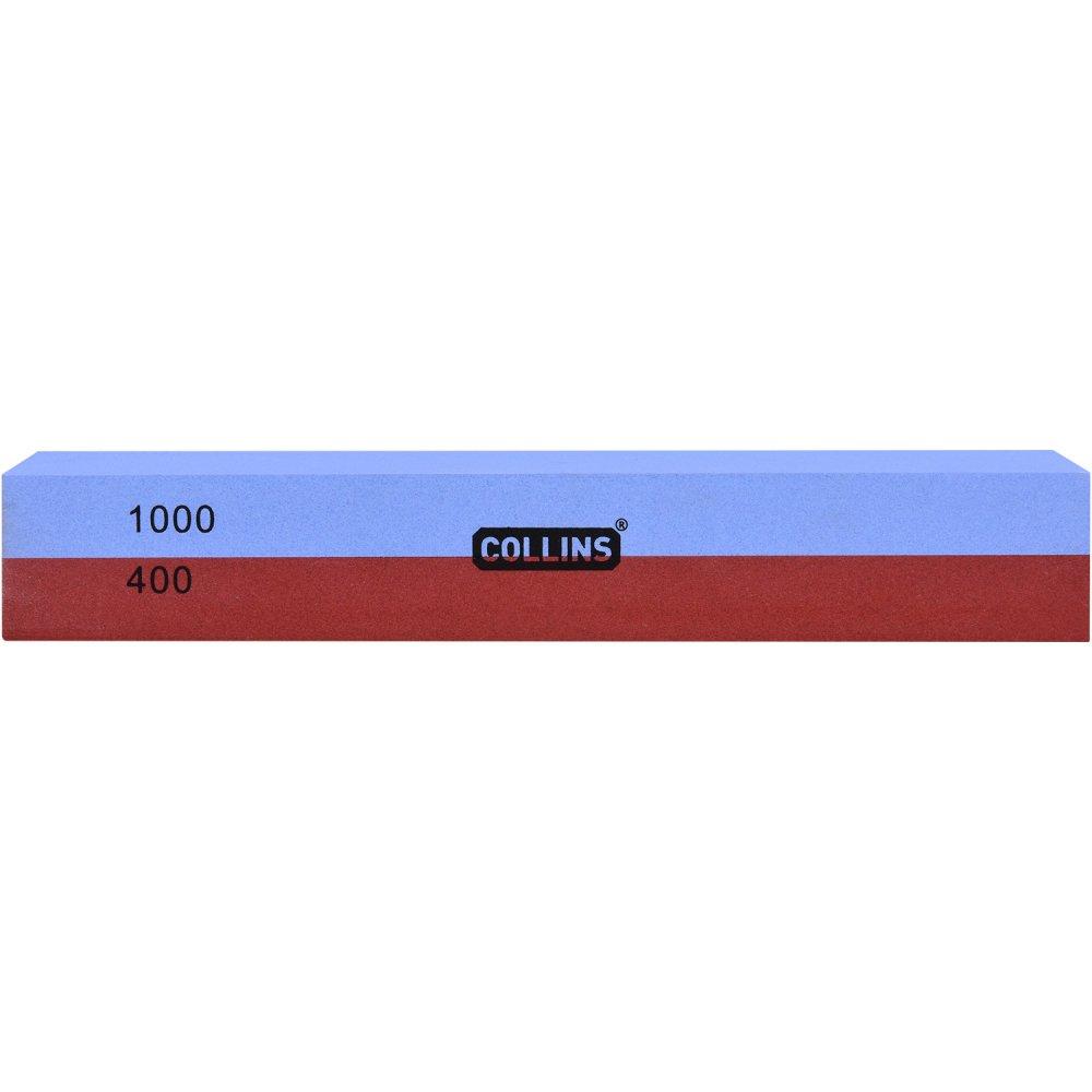 Pedra de Afiar Dupla Face Grão 400/1000 Collins