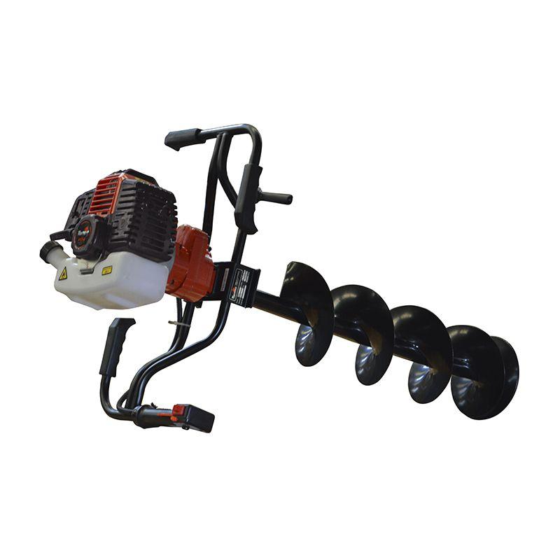Perfurador De Solo 2 Tempos 51,7cc Com Broca 200mm Toyama