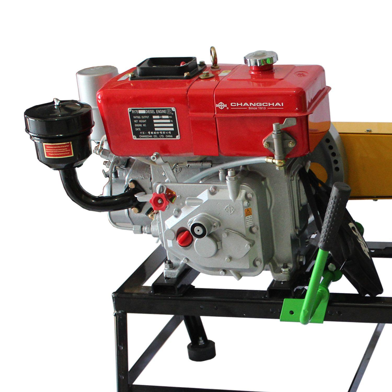 Picador Forrageiro a Diesel Refrigerado Água 6.6HP Trapp