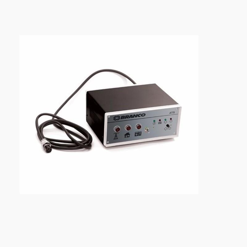 Quadro de Transferência Automática (QTA) ou Automatic Transfer Switch (ATS) Branco