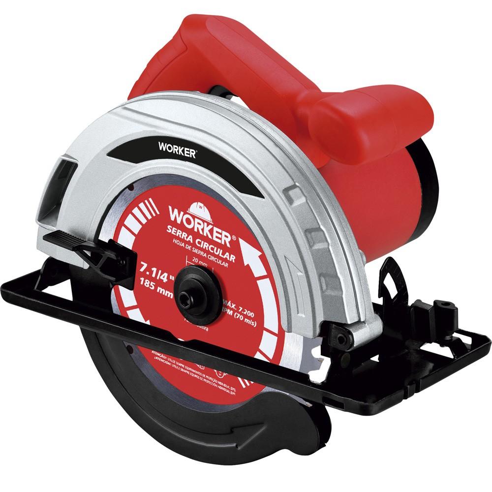 Serra Circular 1300W Profissional 7.1/4