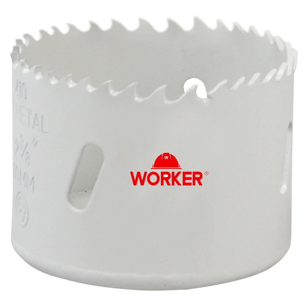 "Serra Copo Bi Metal 1.9/16""40mm - Worker"