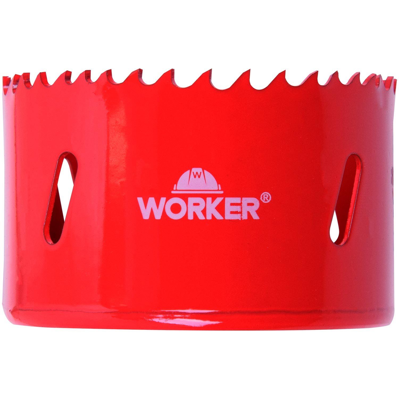 Serra Copo Bimetal 3.1/2 Polegadas 89MM Worker