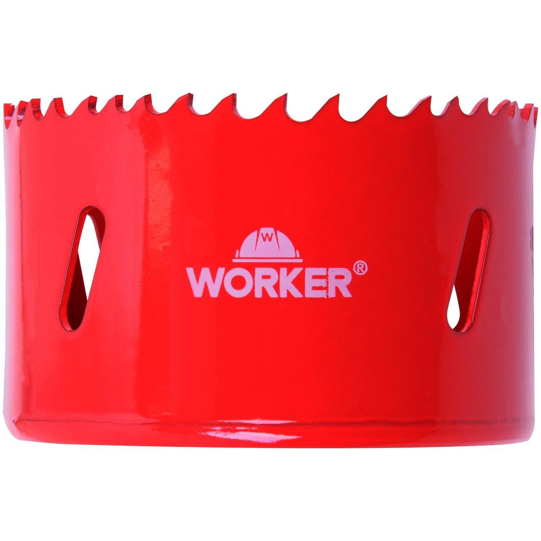 Serra Copo Bimetal 3.1/4 Polegadas 83MM Worker