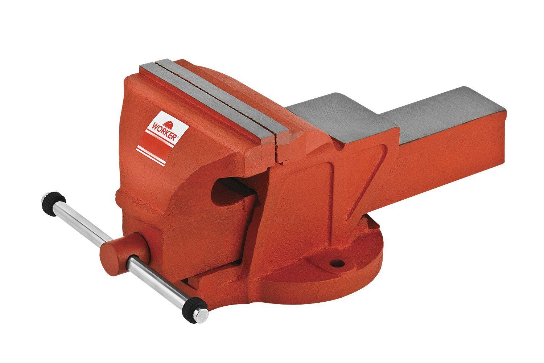 Torno de Bancada Morsa de Mesa N6 175mm Fixo Worker