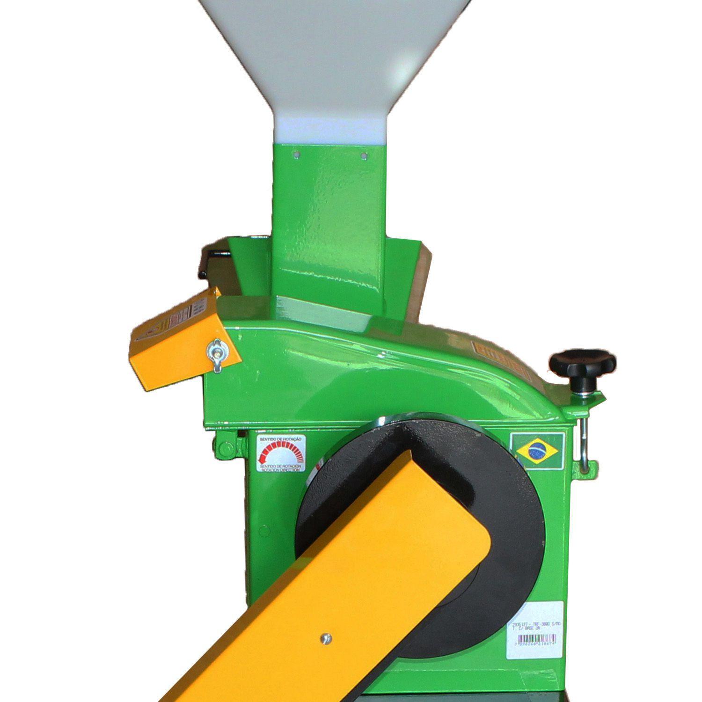 Triturador Forrageiro a Gasolina 5.0 HP TRF 300G Trapp
