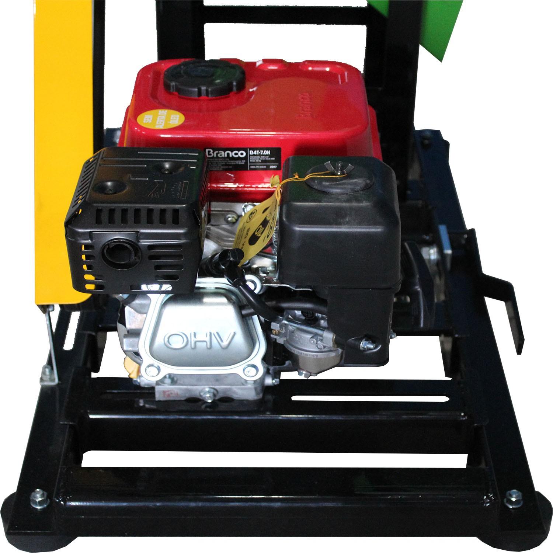 Triturador Forrageiro a Gasolina 7 HP TRF 300G Trapp
