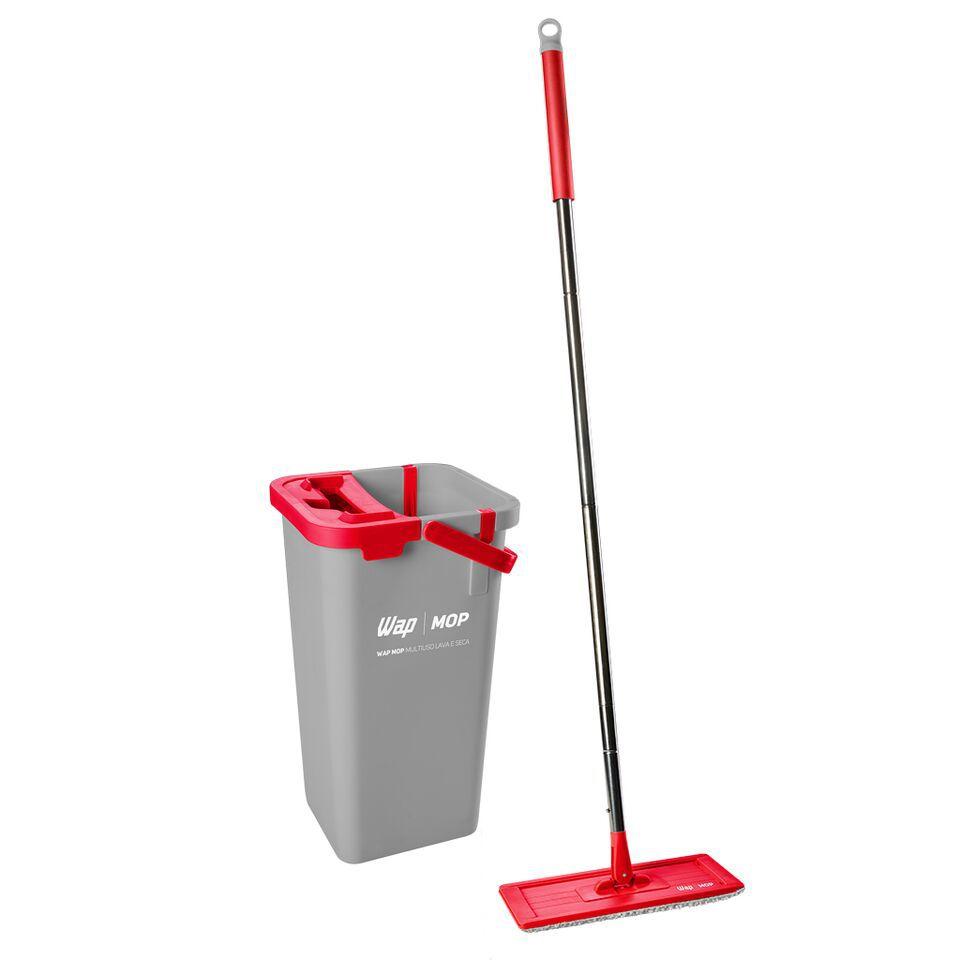 Vassoura Mop Multiuso Profissional Limpa Fácil Wap