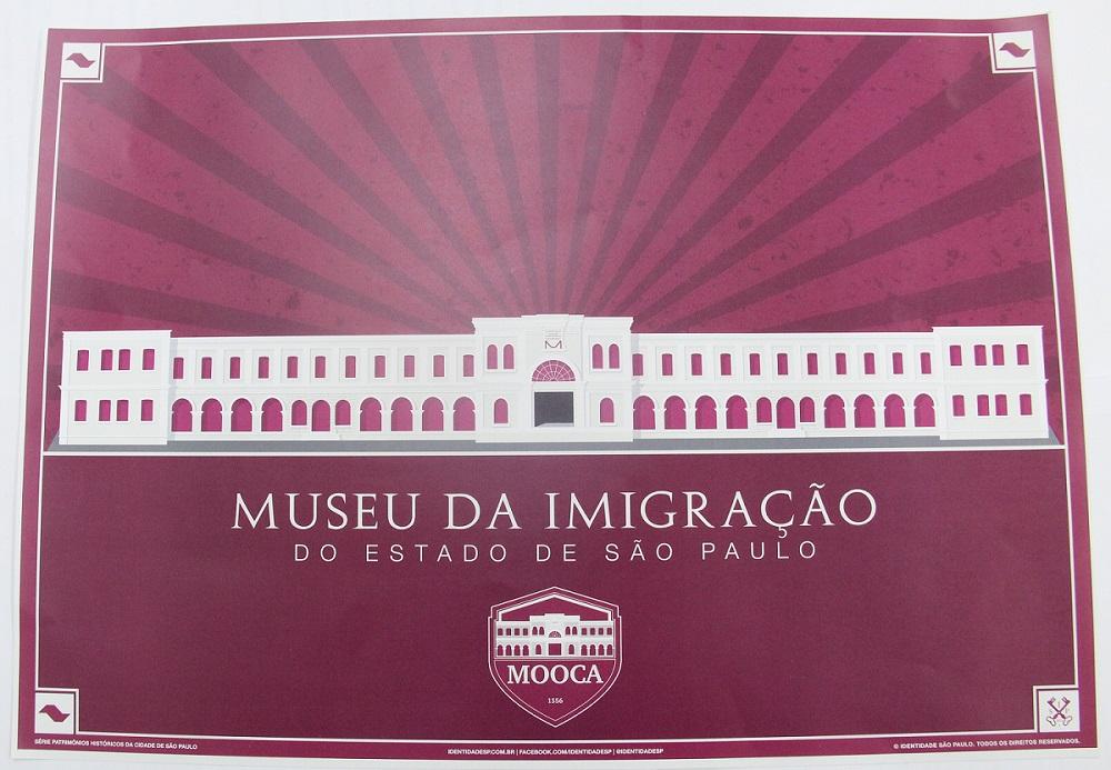 Poster Mooca