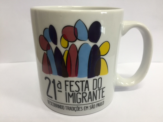 Caneca 21ª Festa do Imigrante