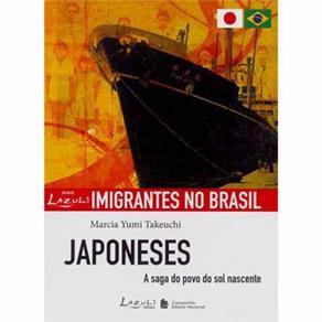 Imigrantes no Brasil - japoneses: a saga do povo do sol nascente