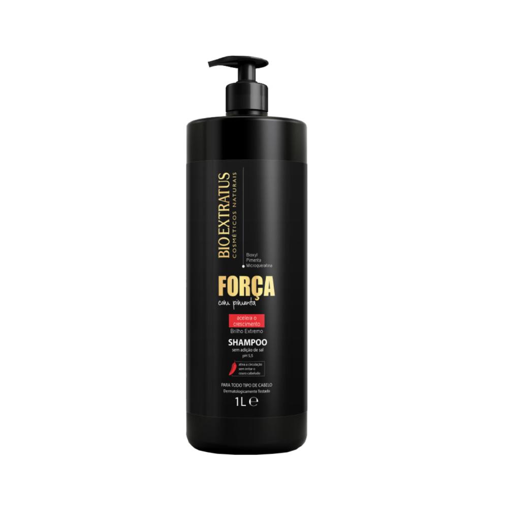 Shampoo Força com Pimenta 1L