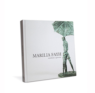 Marilia Fayh - esculturas e gravuras