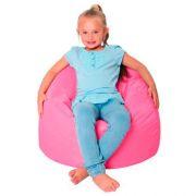 Puff Pera Infantil Cheio Cores Lindas Praticidade e Conforto
