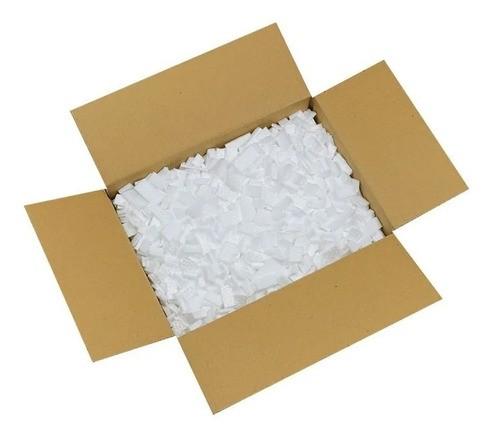 Isopor Cubos Proteção Embalagem 340 Litros Concreto Leve