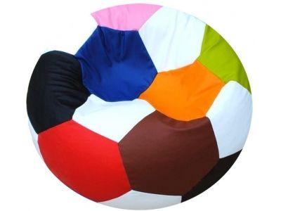 Puff Bola Colorido Cheio 90 cm diâmetro Promoção Por Tempo Limitado