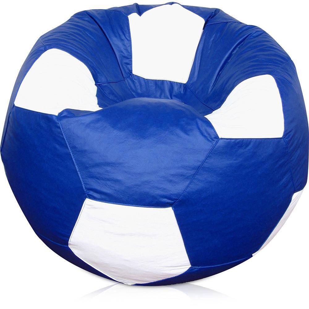 Puff Bola de Futebol (VAZIO)