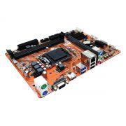Placa Mãe Intel Pcware Oem Ipmh110g Lga 1151 DDR3 Hdmi/vga/usb3.0
