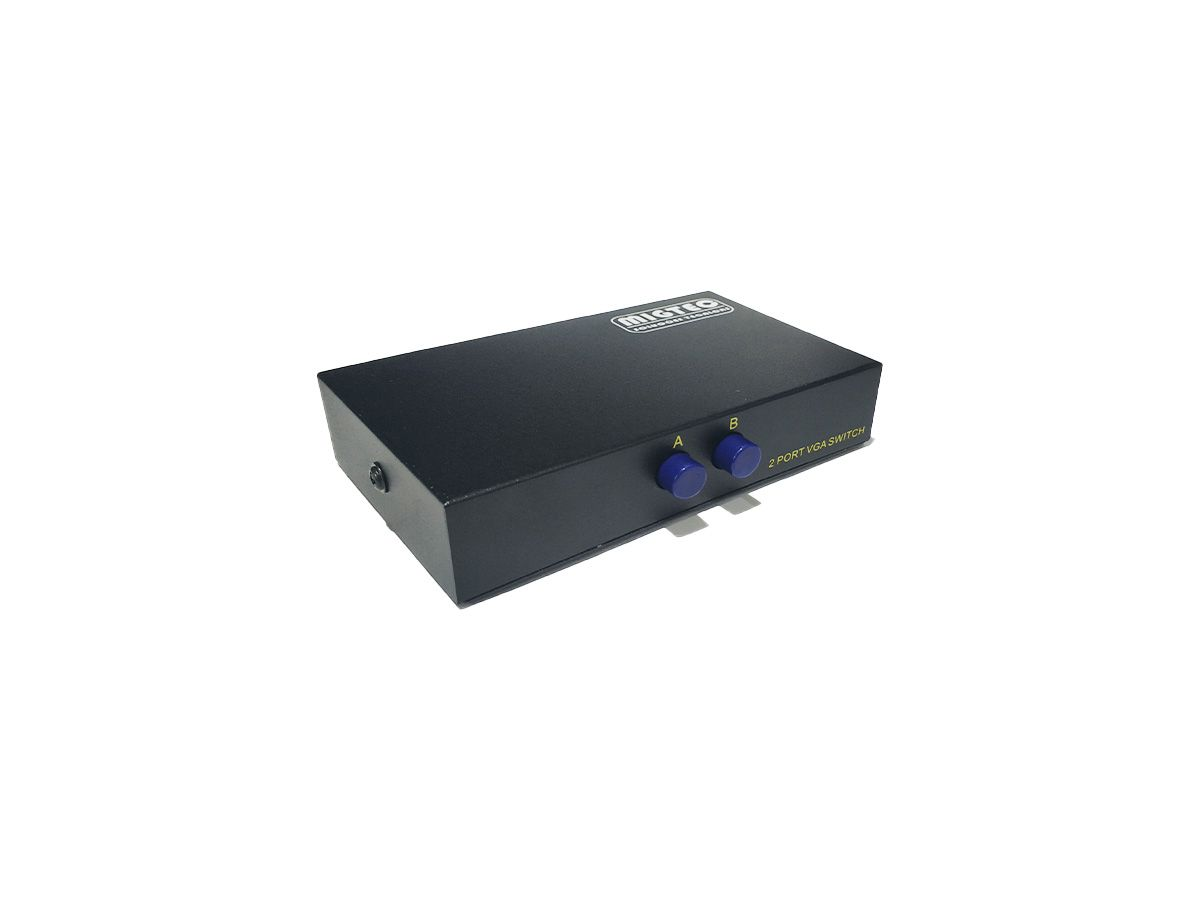 Chaveador VGA Switch 2x1 ELV12