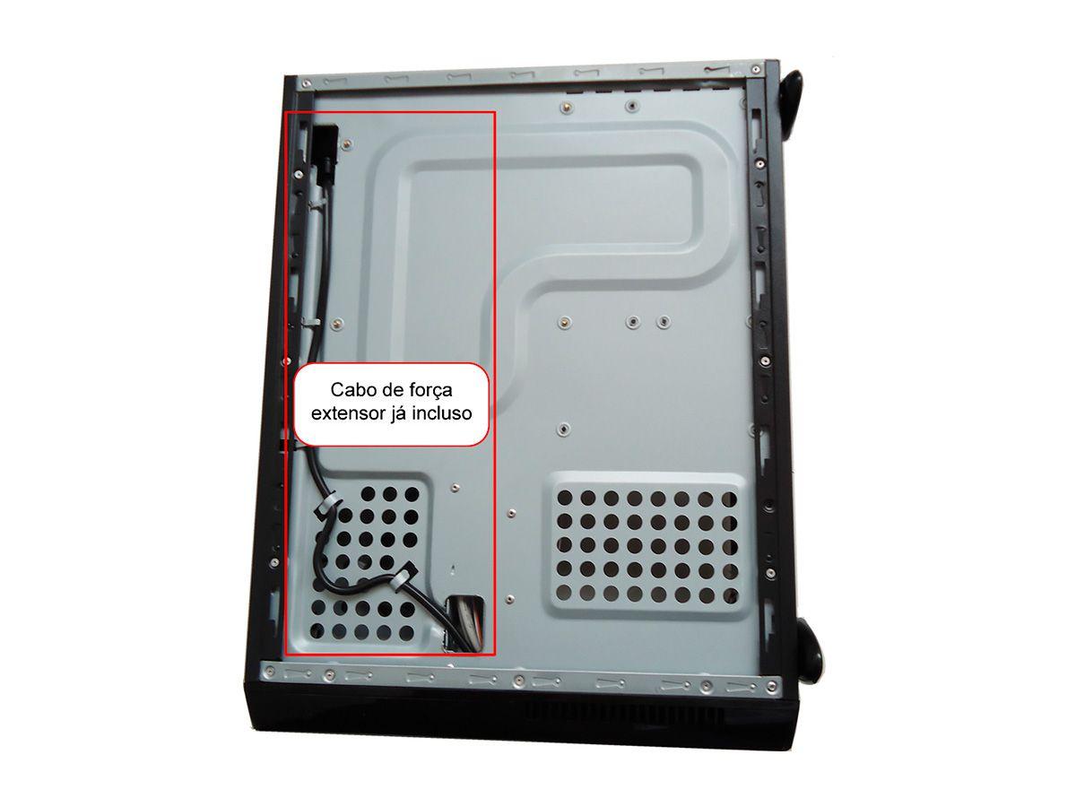 Gabinete Atx Casemall S104 Slim