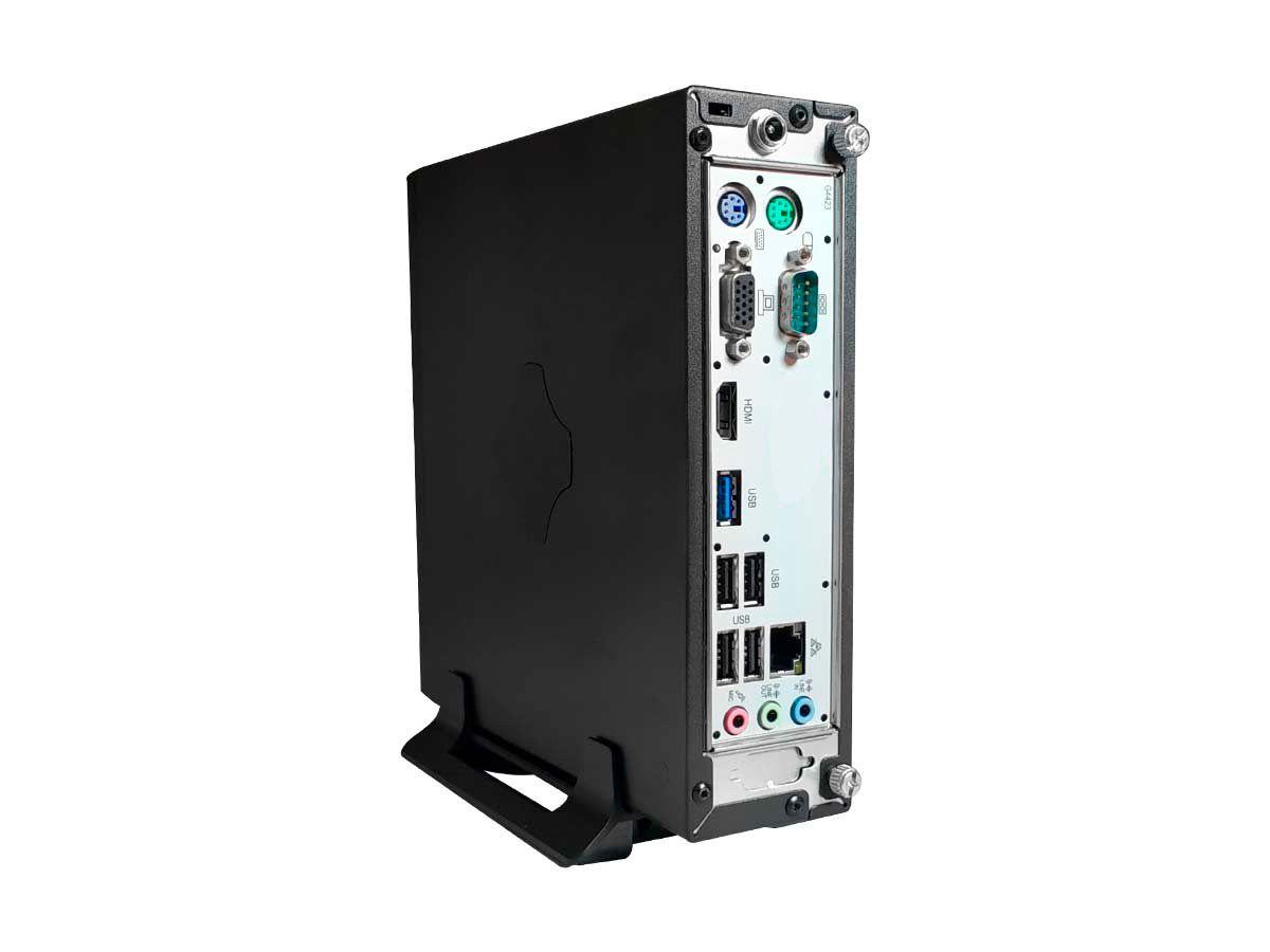 Mini PC Bluetech 2KV2 J1800 Intel Dual Core, 4GB DDR3, SSD 120GB, HDMI, VGA, Serial