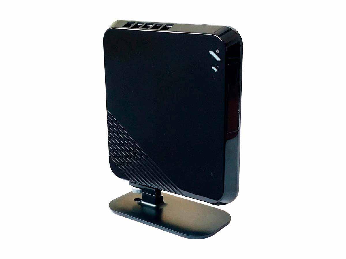 Mini PC Bluetech Net top Cape7 j1800 Intel Dual Core 4GB DDR3 HD 500GB Sata Wifi HDMI USB3.0