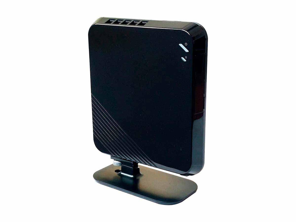 Mini PC Bluetech Nettop Cap7 j1800 Intel Dual Core 4GB DDR3 SSD 120GB Sata Wifi HDMI USB3.0