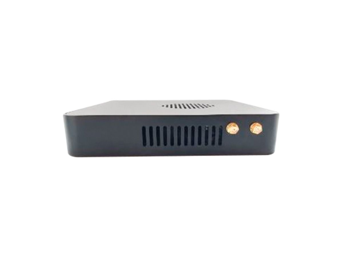 Mini PC Bluetech Slim Quad Core, 4GB DDR3, SSD 64GB, 1x HDMI, 1x VGA, Rede Gigabit, Wifi, Bluetooth