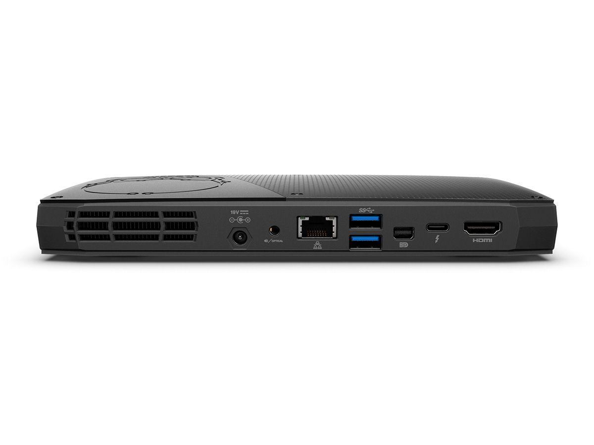 Mini PC NUC Intel® NUC6i7KYK Core i7 Quad Core, 8GB DDR4, M.2 240GB, Mini Display Port, USB-C, Gigabit LAN, Wifi Dual Band AC, Windows 10 Pro