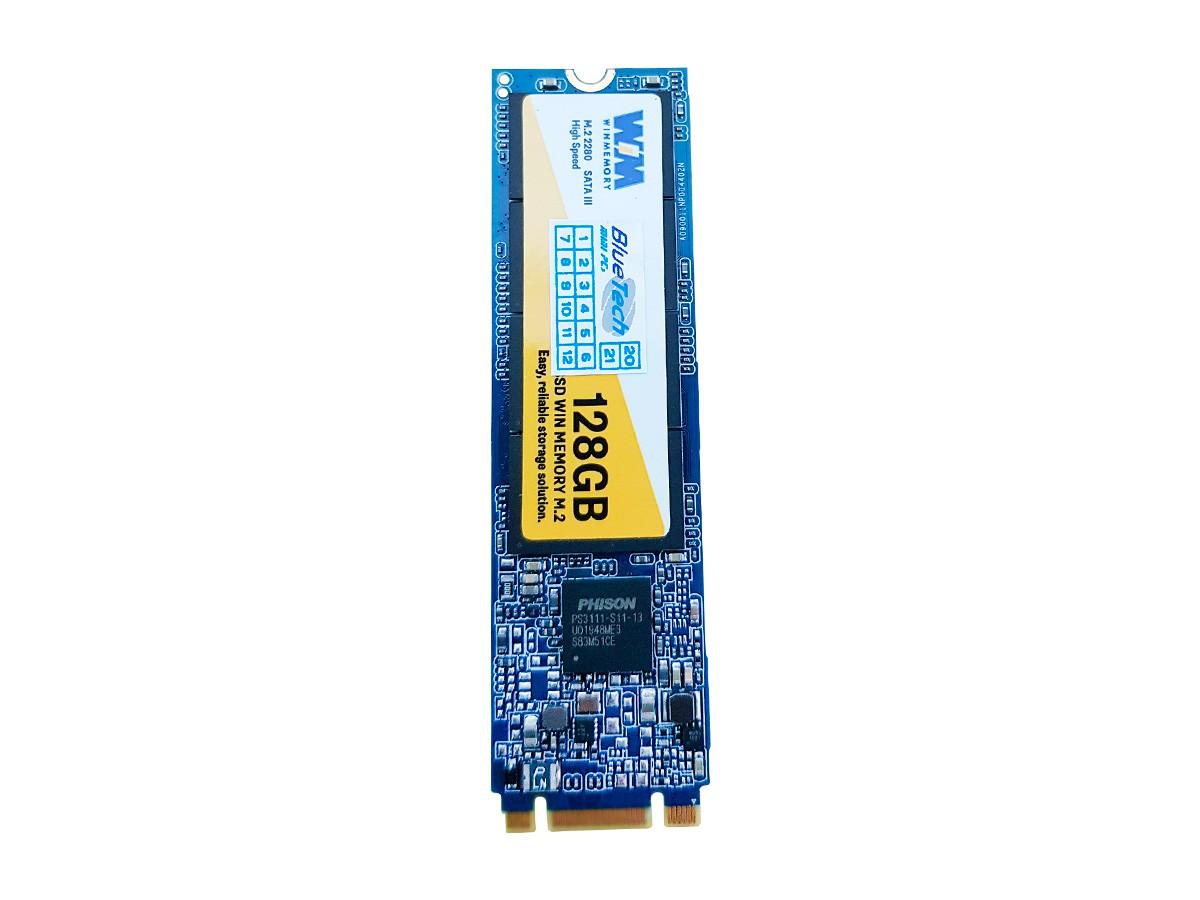 SSD M.2 128GB 2280 Win Memory SATA III