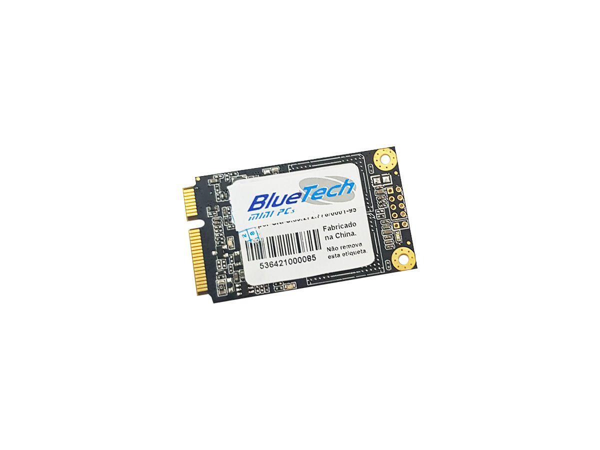 SSD mSATA 64GB Bluecase