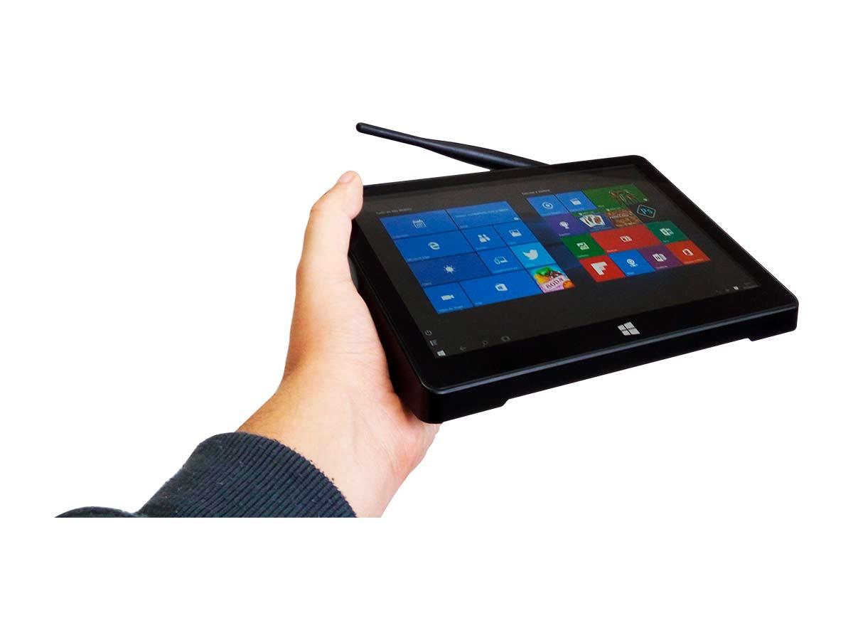 Terminal Touch Quad 2gb 32gb Hdmi Wifi Win10 Android Tela 8
