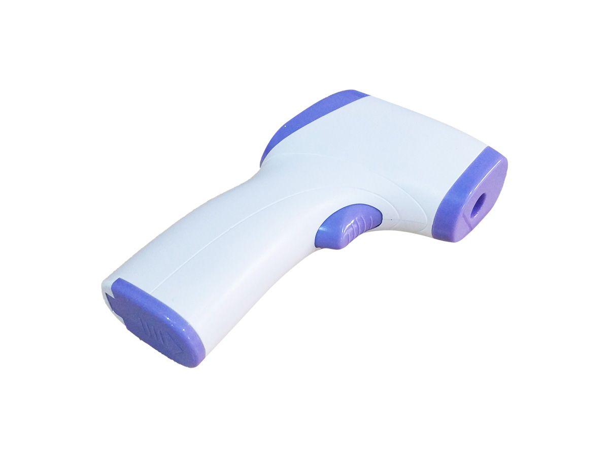 Termômetro de testa Infravermelho sem contato Digital LCD FT3010