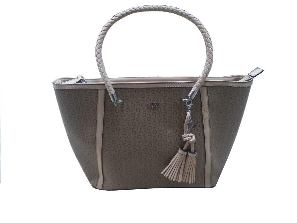 Bolsa feminina Guess original cor branca