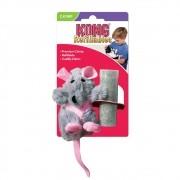 Kong Rat Recheável c/ catnip