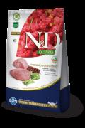 N&D Quinoa Cordeiro Manutenção do Peso