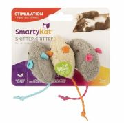 Trio ratos catnip SmartyKat
