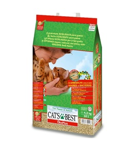 Areia Cats Best Alemã Biodegradável