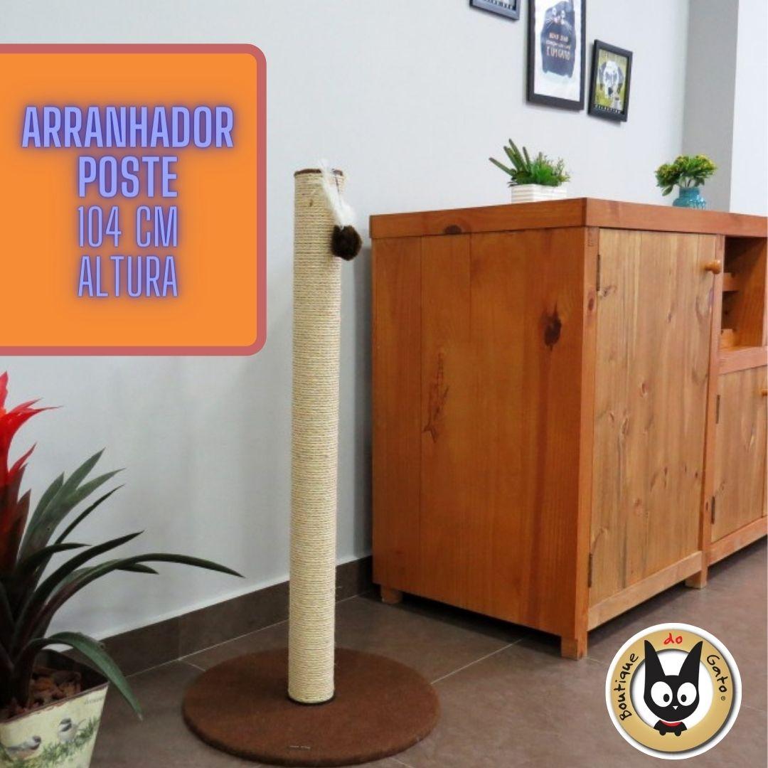 Arranhador Poste 104 cm