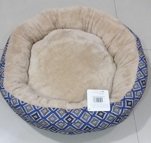 Cama Round Azul M