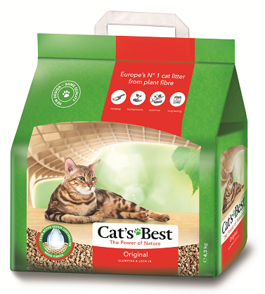 Cats Best Original 2,1 kg