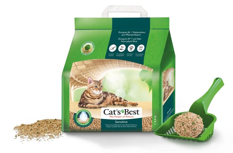 Cats Best Sensitive (fininha) 7,2 kg