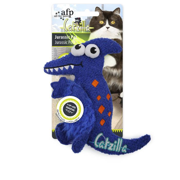Jurassic Catzilla