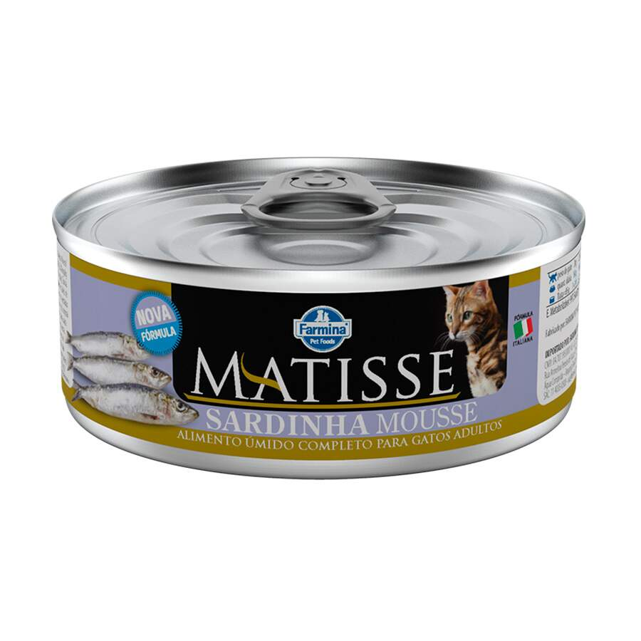 Matisse Mousse sabores
