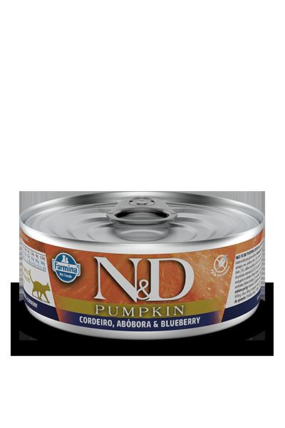 N&D Pumpkin 3 sabores