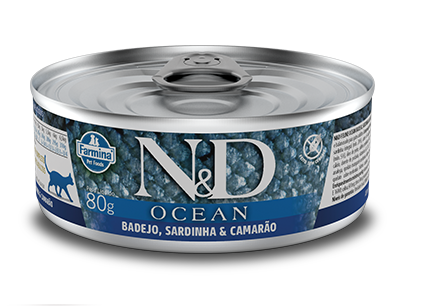 N&D Ocean 3 sabores