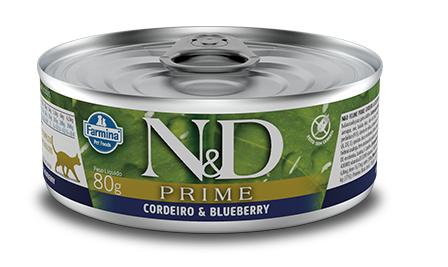 N&D Prime 3 sabores
