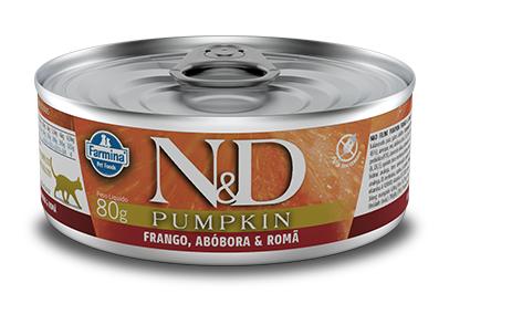 N&D Pumpkin 2 sabores