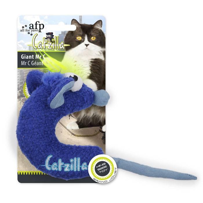 Rato Curvado Catzilla